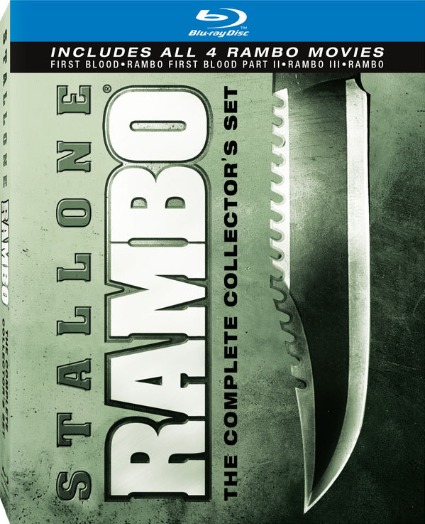 Download Saga Rambo (1982-2008) [1080p][X264][AC3 AAC][ITA ENG][5 1] Torrent