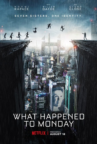 What Happened to Monday 2017 720p HDRip X264 AC3-EVO