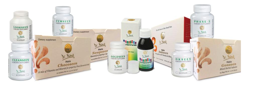 Современные биологически активные добавки: Newseen