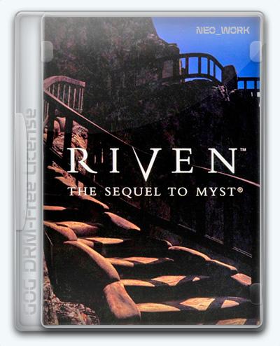 Riven: The Sequel to Myst (1997) [En] (1.2svm) License GOG