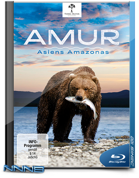 Терра Матер. Амур - Амазонка Азии / Terra Mater. Amur - Asiens Amazonas [01-03 из 03] (2015) BDRip 720p от NNNB | P1