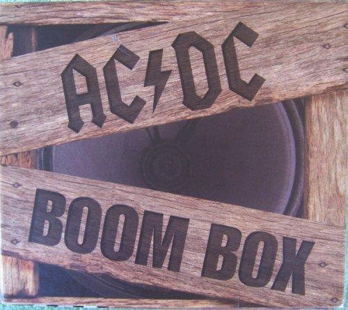 AC/DC - Boom Box (16CD) (1995)