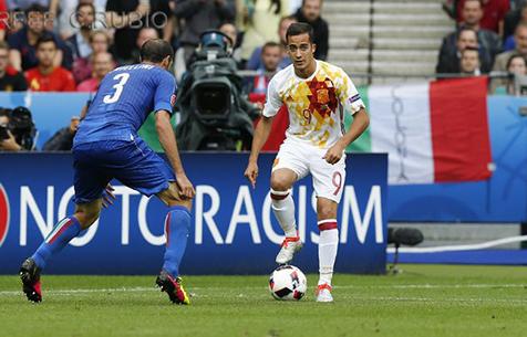 Лукас экстренно вызван в сборную Испании