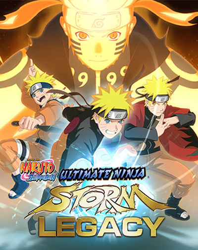 NARUTO SHIPPUDEN: Ultimate Ninja STORM Legacy Anthology(2013-2017)PC | Лицензия