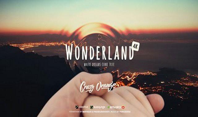 Проекты - VideoHive - Wonderland | Love Story [AEP]
