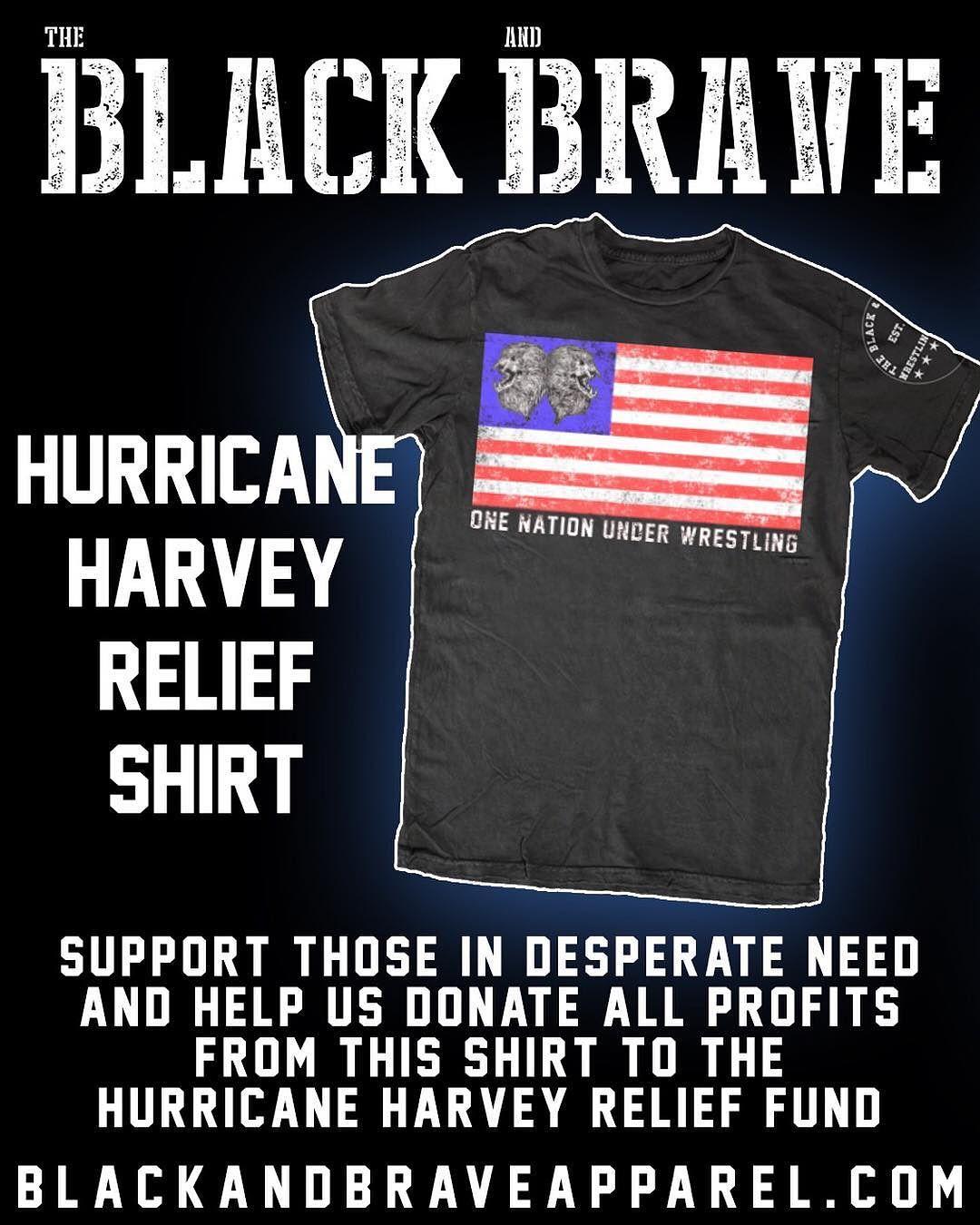 Сэт Роллинс и его кампания помощи пострадавшим от урагана Харви