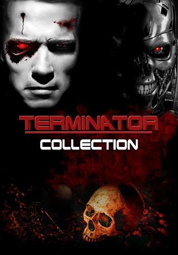 Terminator Pentalogy 1984-2015 1080p BluRay x264