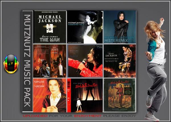 Michael Jackson Mega Pack11-15 – MutzNutz