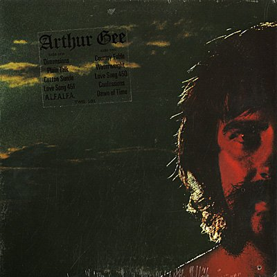 Arthur Gee - Collection (Vinyl) (1971-2002)