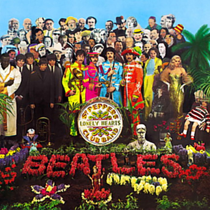 The Beatles - Sgt. Pepper's Lonely Hearts Club Band (Deluxe Edition) (2017) 1967 [DTS 5.1 CD-DA|44.1/16|image+cue|BD-Audio] <Pop/Rock>