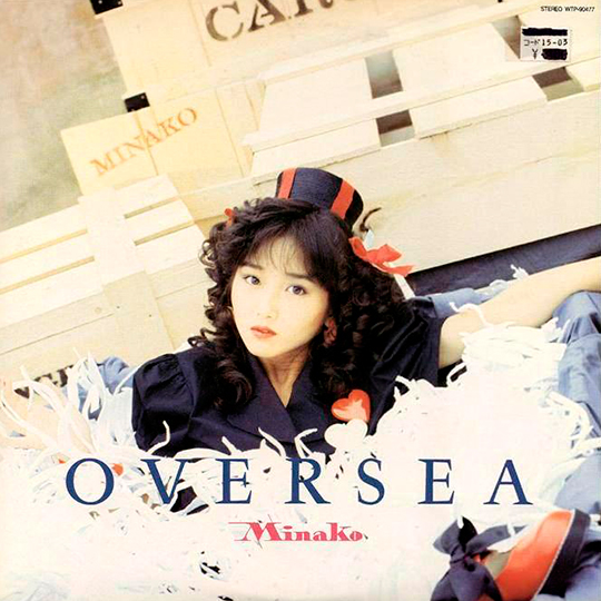 20170902.1653.3 Minako Honda - Oversea (1987) (FLAC) cover.jpg