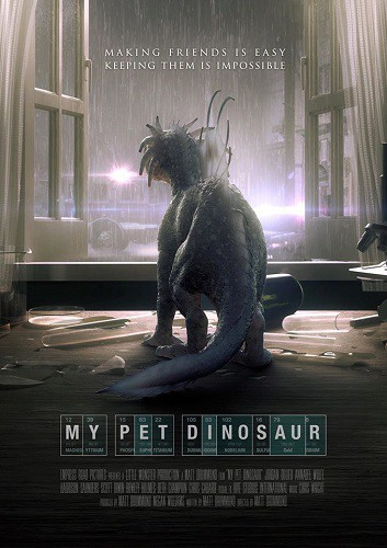 My Pet Dinosaur 2017 720p WEB-DL X264 AC3-EVO