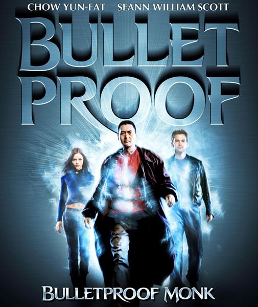 Пуленепробиваемый / Пуленепробиваемый монах / Bulletproof Monk (2003) WEB-DLRip | D | Open Matte