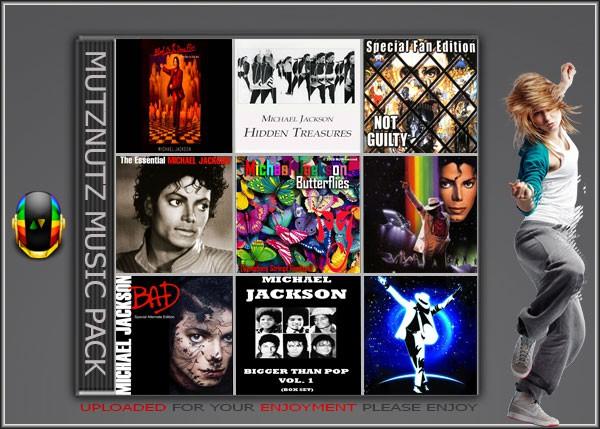 Michael Jackson Mega Pack16-17 – MutzNutz
