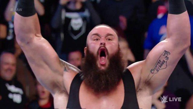 WWE Monday Night RAW 11.09.2017 HD
