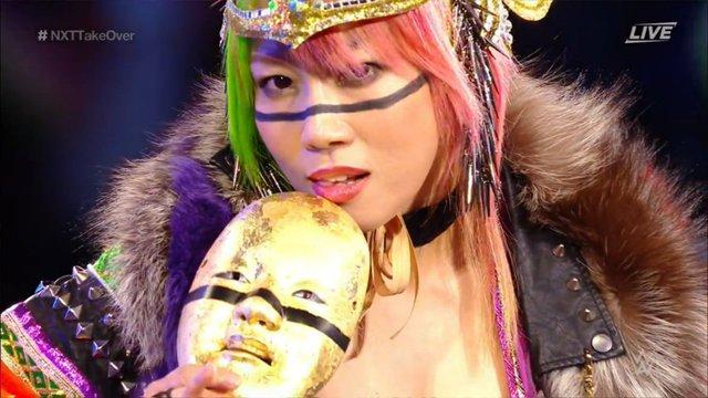 Изменения в женском дивизионе WWE