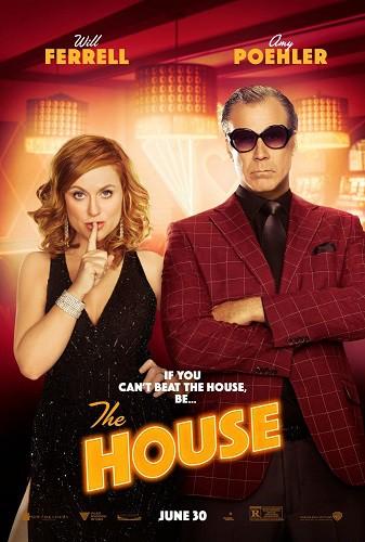 The House 2017 1080p WEB-DL X264 AC3-EVO