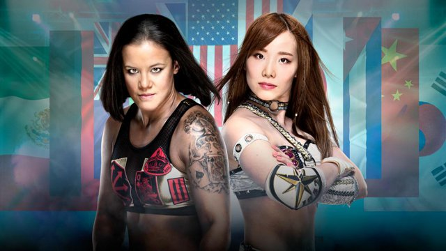 The Mae Young Classic Finals