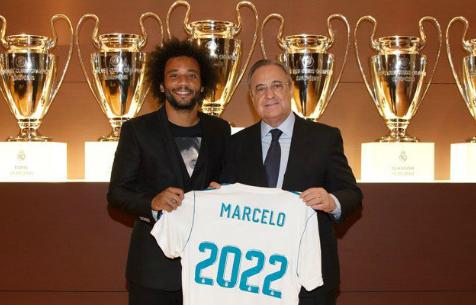 """Марсело: """"Жаль, что я так и не отыграл ни одного матча за """"Кастилью"""""""