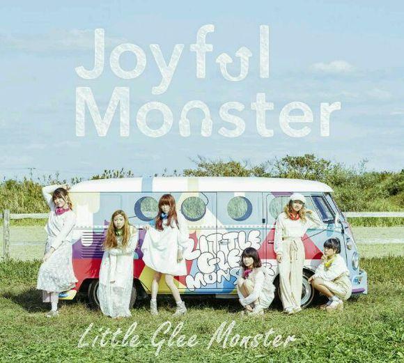 20170921.1638.14 Little Glee Monster - Joyful Monster (Regular edition) cover 2.jpg