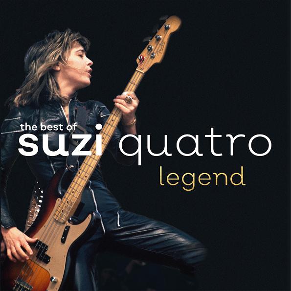 Suzi Quatro - Legend: The Best Of (2017) FLAC