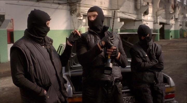Золотая середина / Zloty srodek (2009/DVDRip), L2