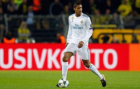 """Официально: Варан продлил контракт с """"Мадридом"""" до 2022 года"""