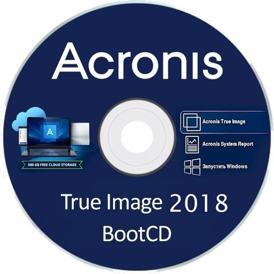 Acronis True Image 2018 Build 10640 Final