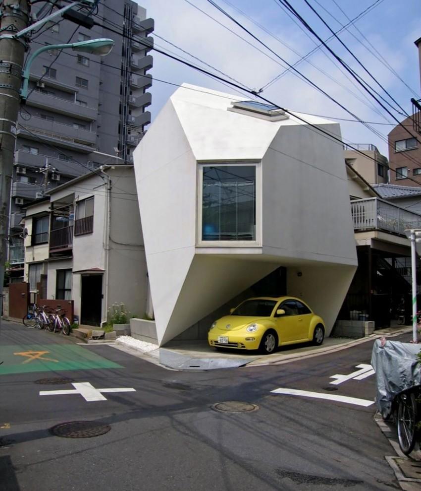 Компактный дом