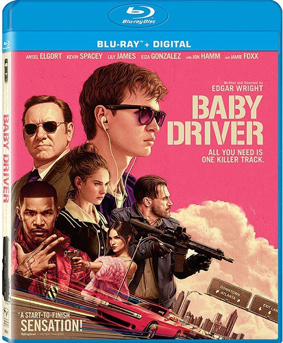 Baby Driver 2017 1080p BluRay x264-SPARKS