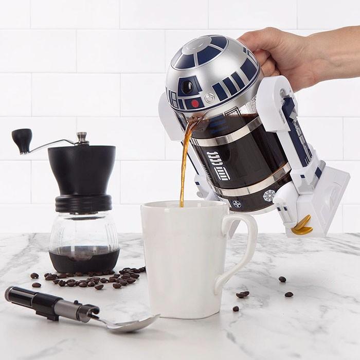 R2D2 кофейник