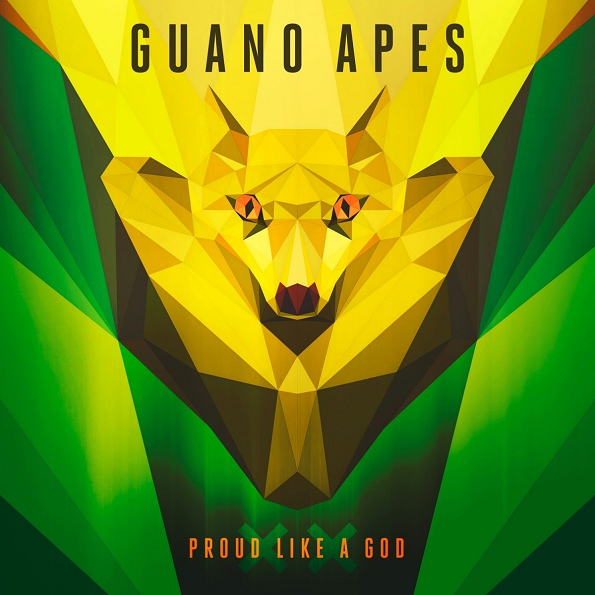 Guano Apes - Proud Like a God XX [20th Anniversary 2CD Deluxe Edition] (2017) MP3