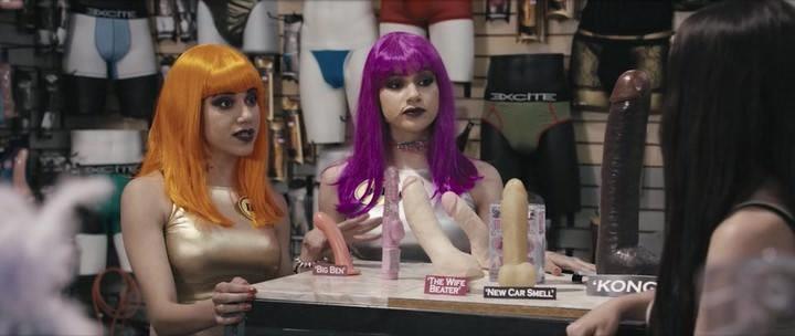 Секс-Трип / The Sex Trip (2017) WEB-DLRip