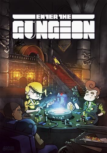 Enter The Gungeon [v 2.0.8] (2016) PC | Лицензия