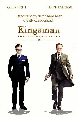 Kingsman The Golden Circle 2017 HD-TS x264 HQ-CPG