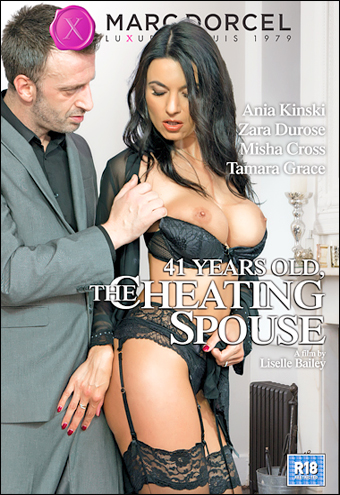 Marc Dorcel - 41 год, супружеская измена / 41 ans epouse adultere / 41 Years Old, the Cheating Spouse (2017) WEBRip