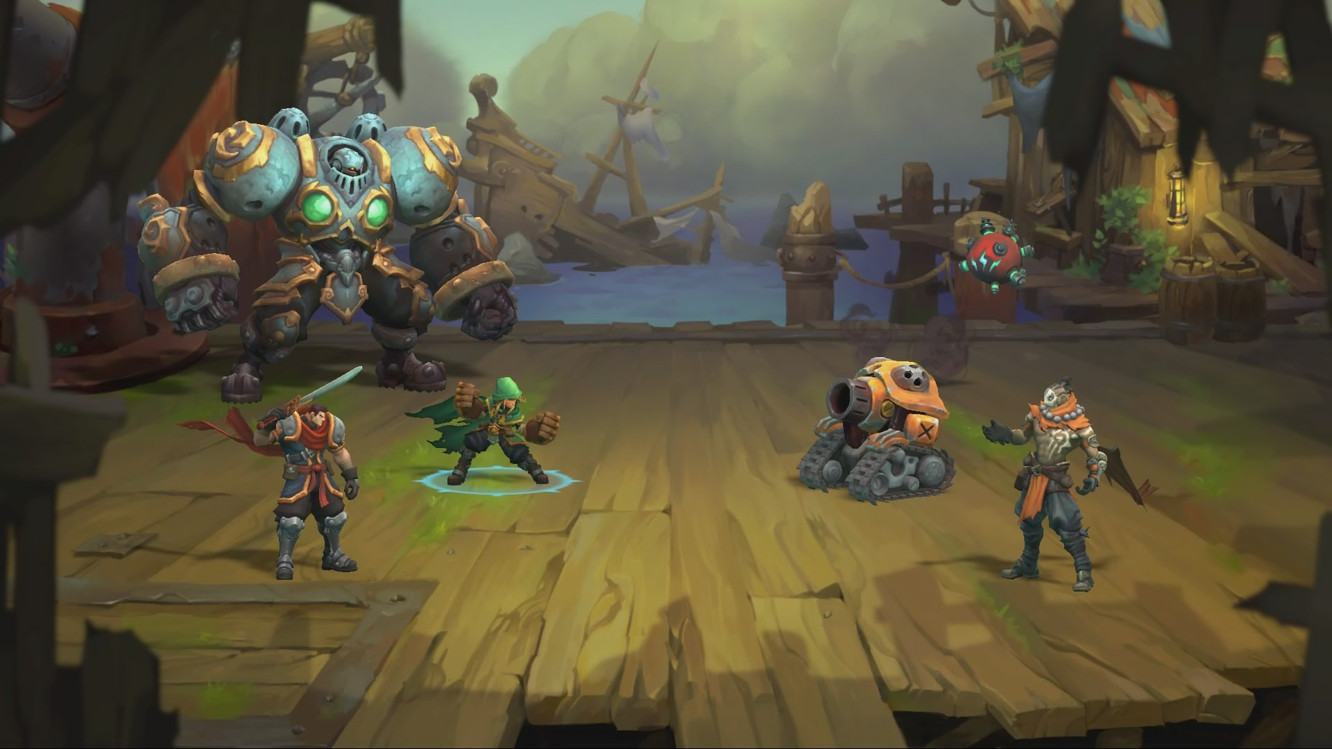 Battle Chasers: Nightwar [v 23098] (2017) PC | RePack от R.G. Catalyst