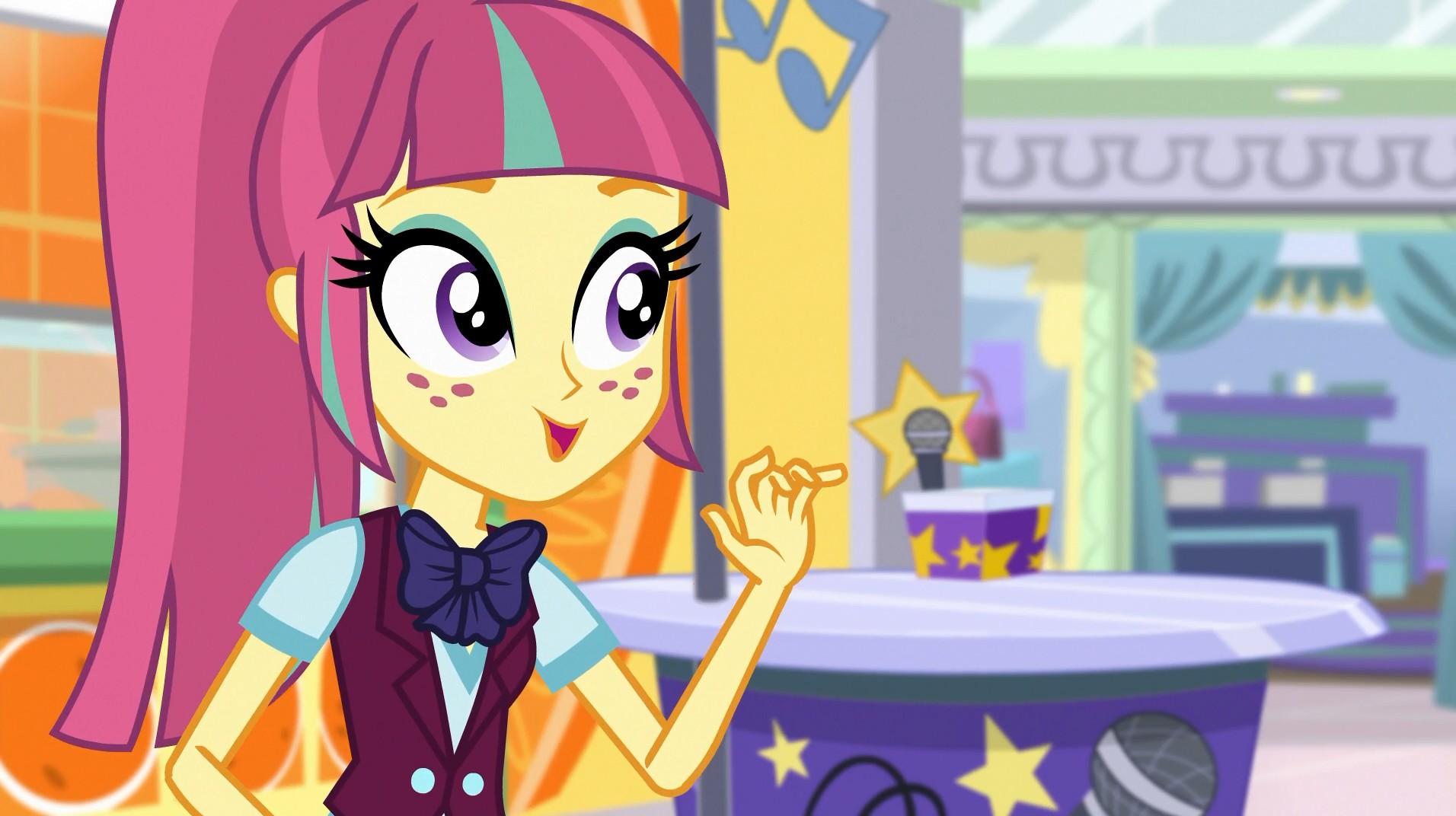 Мой маленький пони: Девочки из Эквестрии - Волшебная ночь кино / My Little Pony: Equestria Girls Specials - Magical Movie Night (2017) 1080p