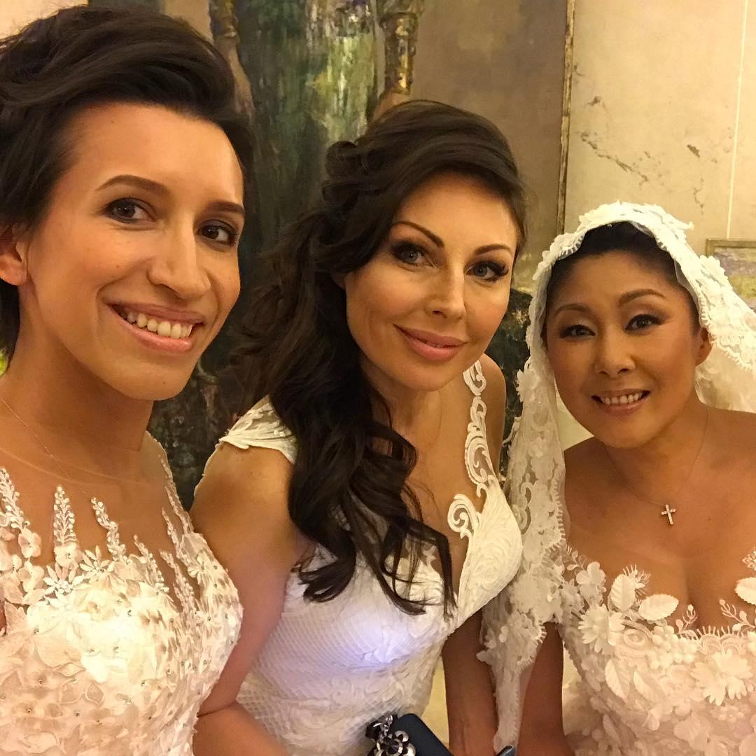 Свадьба елена борщева фото