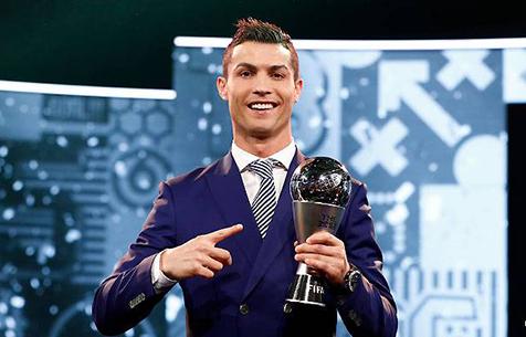 Мадридисты отправятся на церемонию FIFA The Best 2017