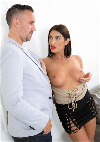 August Ames - The Biggest Whore In Hollywood (2017) SiteRip