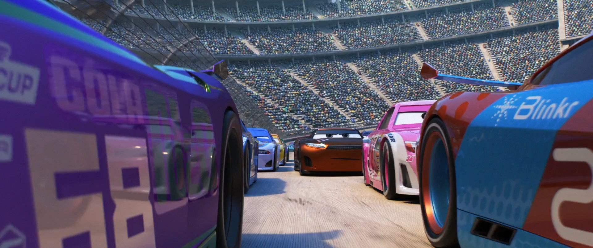 Тачки 3 / Cars 3 (2017) WEB-DL 1080p