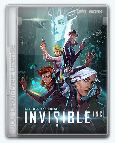 Invisible Inc. (2015) [Ru/En] (183969/dlc) License GOG