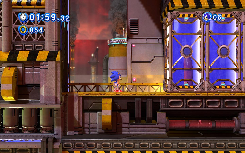 Sonic Generations (2011) PC | RePack by Mizantrop1337