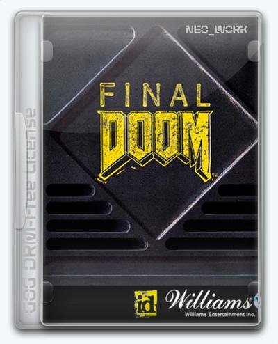 Final DOOM (1994) [En] (1.9) License GOG