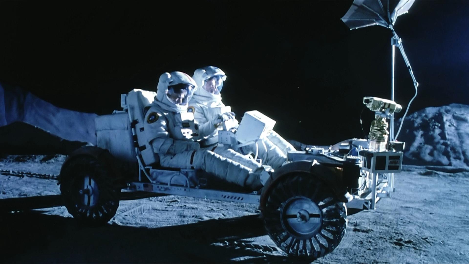Ловушка на Луне / Moontrap (1989/BDRip) 1080p, A