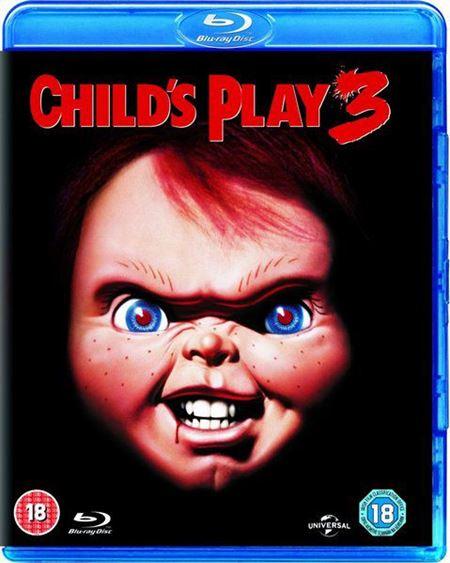 Детские игры 3 / Child's Play 3 (1991) BDRip 720p от k.e.n & MegaPeer | P, P1, A