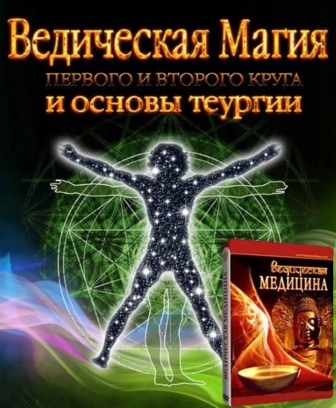 Раокриом   Ведические технологии для роста лидера и продвижения его бизнеса [Магия + Медицина] (2011) DVDRip [H.264]