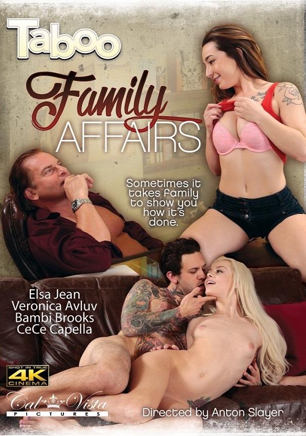 Taboo Family Affairs (Anton Slayer, Cal Vista (Metro)) [2016 г., 18+ Teen, Big Boobs, Creampie, Lingerie, Mature, Story Based, Tattoo, 540p, WEB-DL] (Split Scenes)