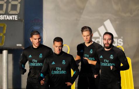 Роналду отсутствовал в общей группе на сегодняшней тренировке